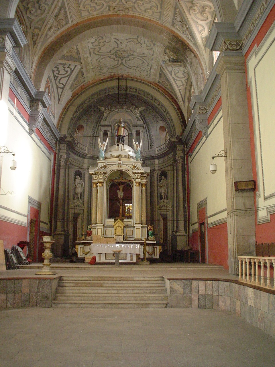 capilla de San Ildefonso